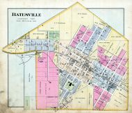 Batesville, Ripley County 1883